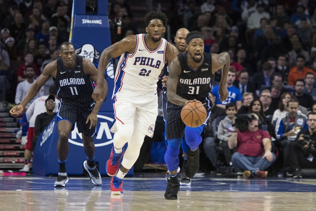 Philadelphia 76ers vs. Orlando Magic - 2/24/18 NBA Pick, Odds, and Prediction