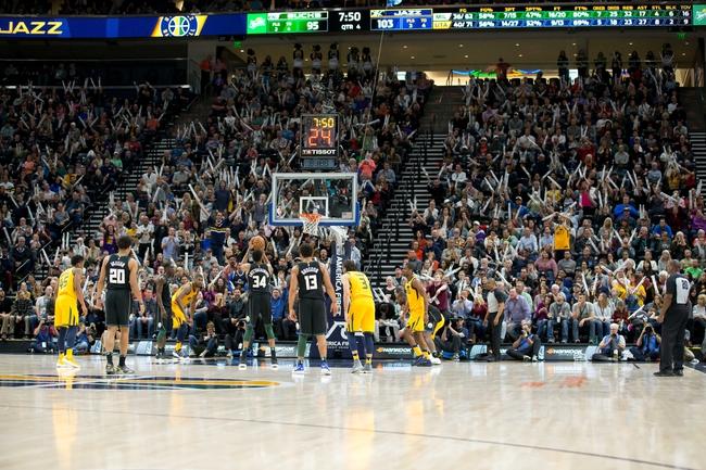 Milwaukee Bucks vs. Utah Jazz - 12/9/17 NBA Pick, Odds, and Prediction