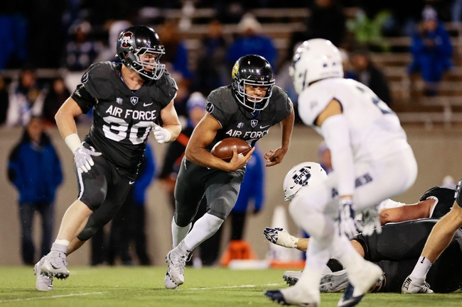 Utah State vs. Air Force - 9/22/18 College Football Pick, Odds, and Prediction
