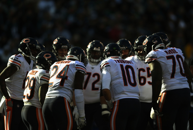 Chicago Bears vs. San Francisco 49ers - 12/3/17 NFL Pick, Odds, and Prediction