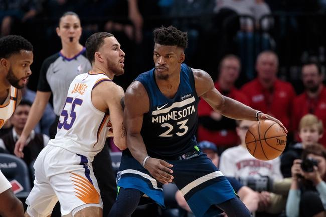 Minnesota Timberwolves vs. Phoenix Suns - 12/16/17 NBA Pick, Odds, and Prediction