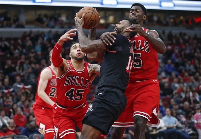 Chicago Bulls vs. Miami Heat - 1/15/18 NBA Pick, Odds, and Prediction