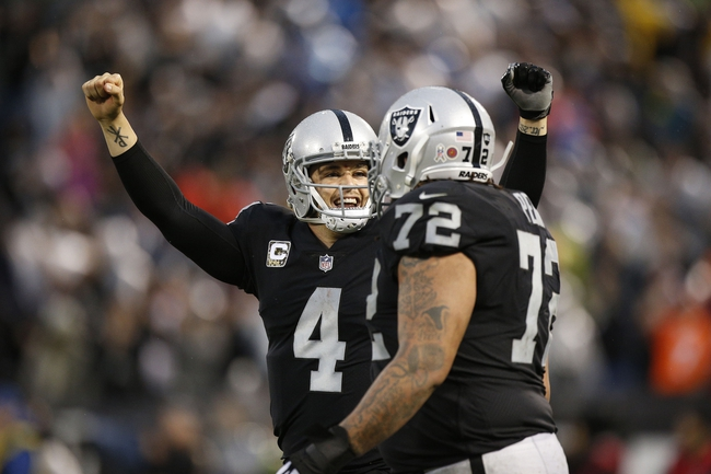 New York Giants at Oakland Raiders - 12/3/17 NFL Pick, Odds, and Prediction