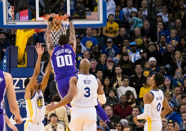 Sacramento Kings vs. Golden State Warriors - 2/2/18 NBA Pick, Odds, and Prediction