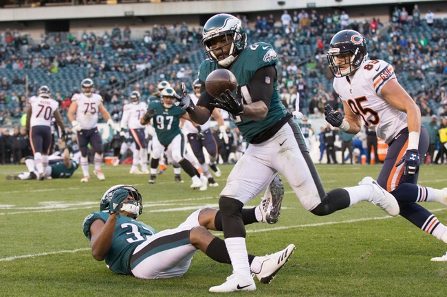 Chicago Bears vs. Philadelphia Eagles - 1/6/19 - NFC Wild Card NFL Pick, Odds, and Prediction