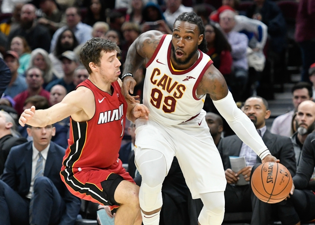 Cleveland Cavaliers vs. Miami Heat - 1/31/18 NBA Pick, Odds, and Prediction