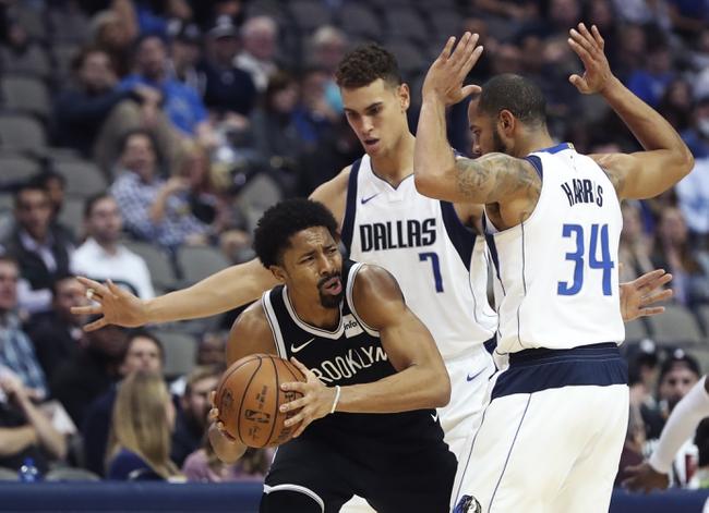 Brooklyn Nets vs. Dallas Mavericks - 3/17/18 NBA Pick, Odds, and Prediction