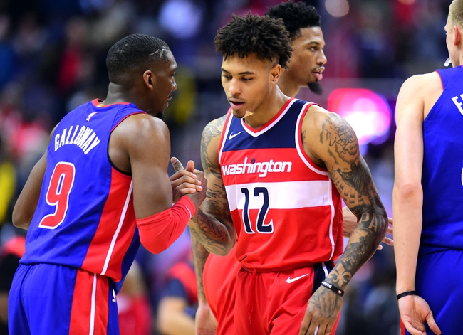 Detroit Pistons vs. Washington Wizards - 1/19/18 NBA Pick, Odds, and Prediction