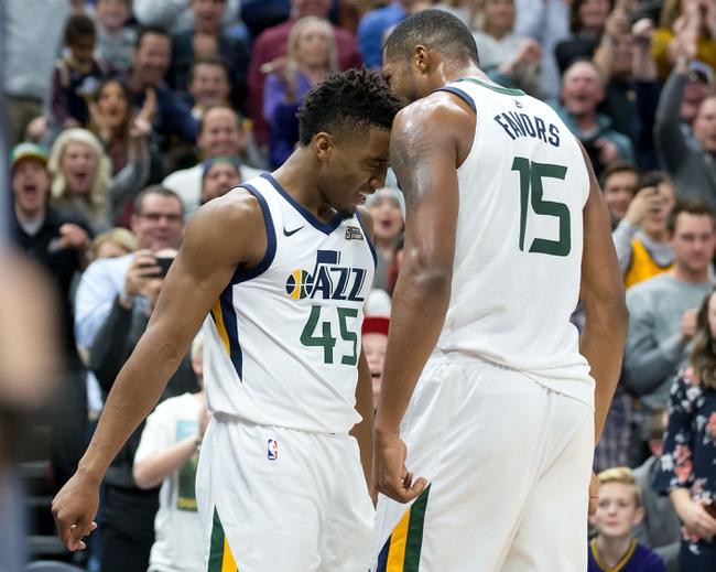 Utah Jazz vs. New Orleans Pelicans - 1/3/18 NBA Pick, Odds, and Prediction