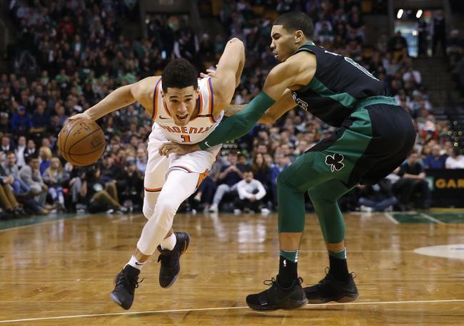 Phoenix Suns vs. Boston Celtics - 3/26/18 NBA Pick, Odds, and Prediction