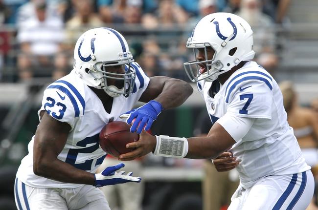 Indianapolis Colts vs. Denver Broncos - 12/14/17 NFL Pick, Odds, and Prediction