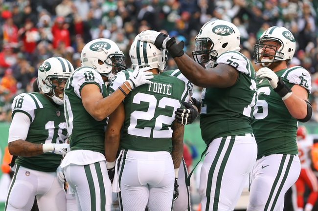 New York Jets vs. Los Angeles Chargers - 12/24/17 NFL Pick, Odds, and Prediction
