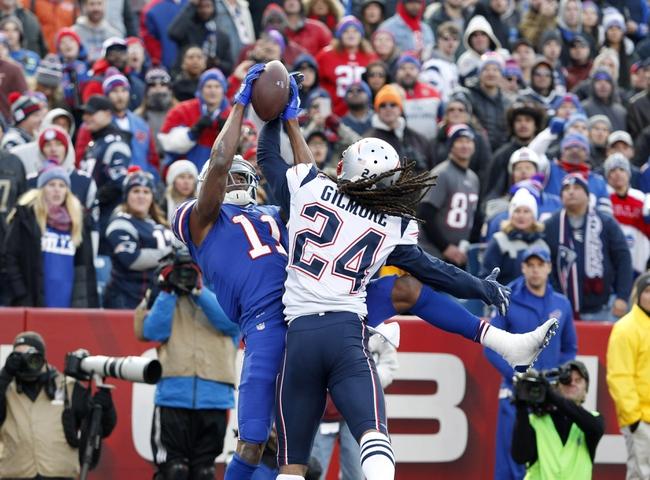 New England Patriots vs. Buffalo Bills - 12/24/17 NFL Pick, Odds, and Prediction
