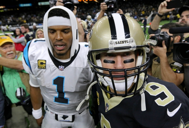 Carolina Panthers at New Orleans Saints - 1/7/18 NFL Pick, Odds, and Prediction