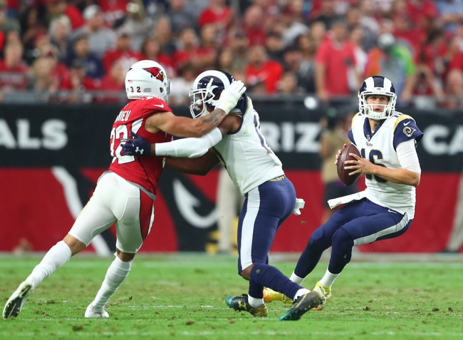 Philadelphia Eagles at Los Angeles Rams - 12/10/17 NFL Pick, Odds, and Prediction
