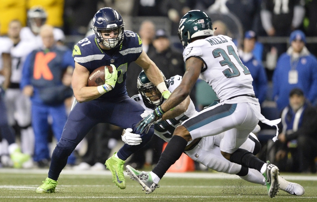 Seattle Seahawks at Philadelphia Eagles - 11/24/19 NFL Pick, Odds, and Prediction