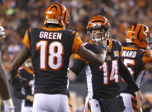 Cincinnati Bengals vs. Chicago Bears - 12/10/17 NFL Pick, Odds, and Prediction