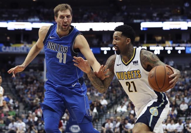 Denver Nuggets vs. Dallas Mavericks - 1/16/18 NBA Pick, Odds, and Prediction