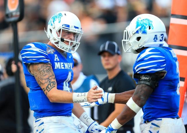Memphis vs. Iowa State - 12/30/17 College Football Pick, Odds, and Prediction