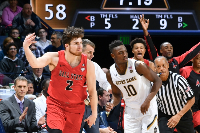 Loyola-Chicago vs. Ball State - 12/5/18 College Basketball Pick, Odds, and Prediction