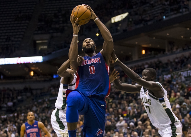 Detroit Pistons vs. Milwaukee Bucks - 2/28/18 NBA Pick, Odds, and Prediction