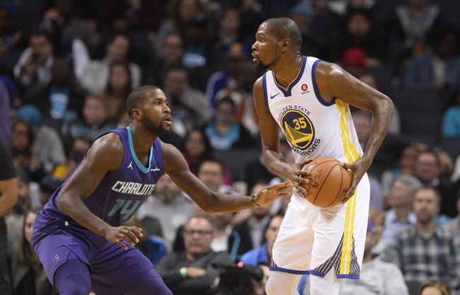 Golden State Warriors vs. Charlotte Hornets - 12/29/17 NBA Pick, Odds, and Prediction