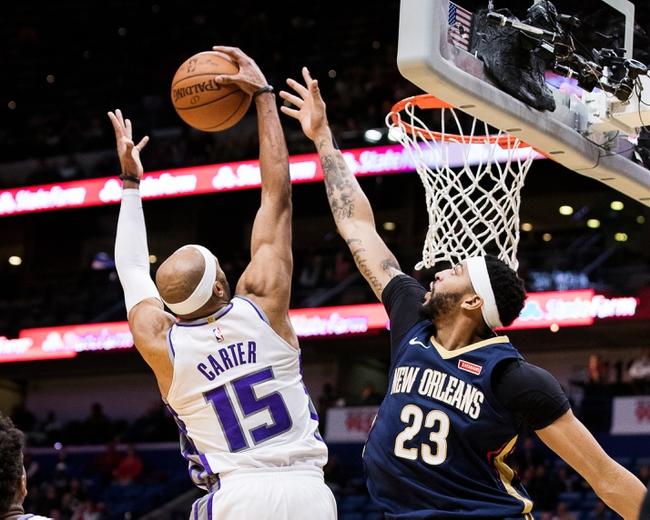 New Orleans Pelicans vs. Sacramento Kings - 1/30/18 NBA Pick, Odds, and Prediction