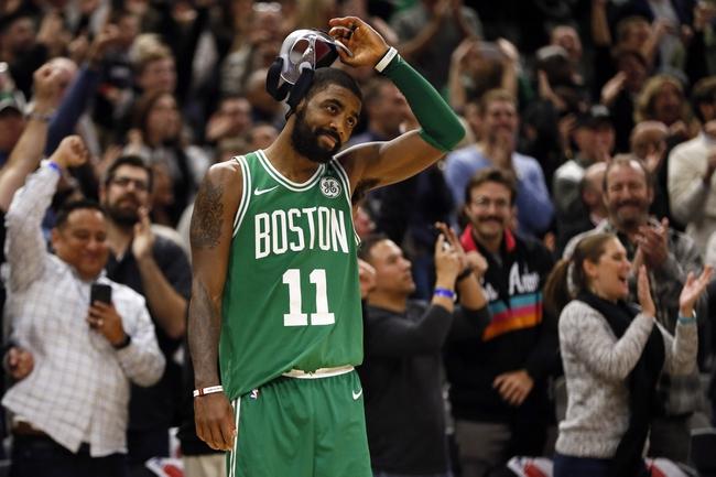 San Antonio Spurs vs. Boston Celtics - 12/31/18 NBA Pick, Odds, and Prediction