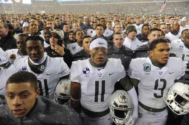 Navy vs. Army - 12/8/18 College Football Pick, Odds, and Prediction