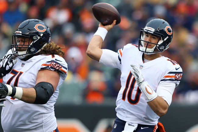 Chicago Bears vs. Cleveland Browns - 12/24/17 NFL Pick, Odds, and Prediction