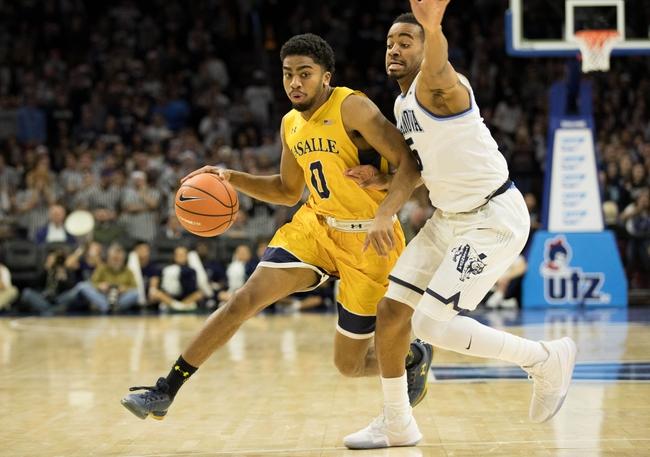 La Salle vs. Towson - 12/22/18 College Basketball Pick, Odds, and Prediction