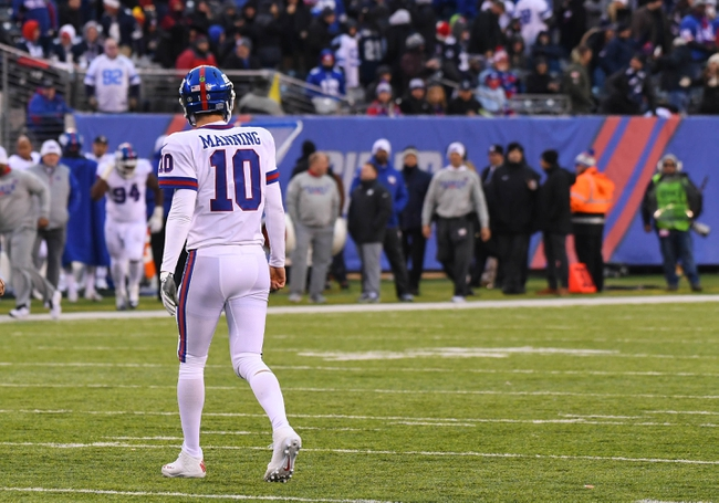Philadelphia Eagles at New York Giants - 12/17/17 NFL Pick, Odds, and Prediction
