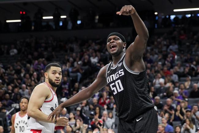 Toronto Raptors vs. Sacramento Kings - 12/17/17 NBA Pick, Odds, and Prediction