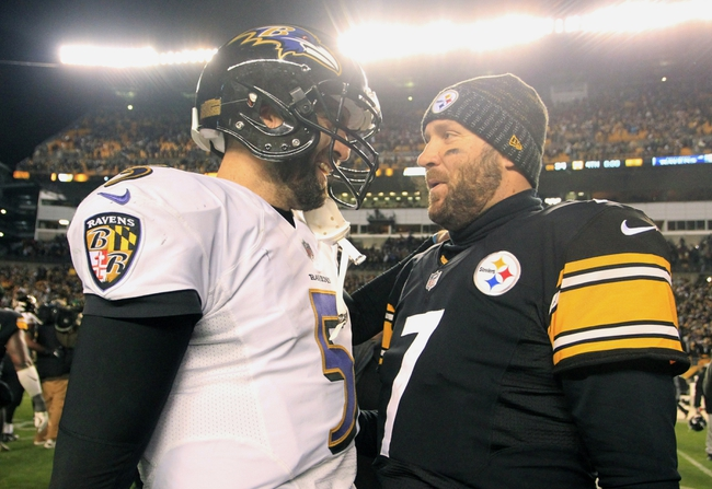 Pittsburgh Steelers vs. Baltimore Ravens - 9/30/18 NFL Pick, Odds, and Prediction