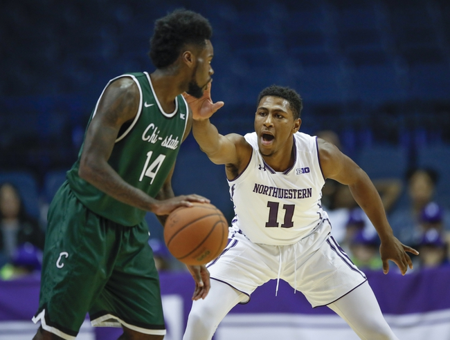 Northwestern vs. Chicago State - 12/17/18 College Basketball Pick, Odds, and Prediction