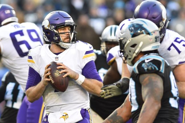 Minnesota Vikings vs. Cincinnati Bengals - 12/17/17 NFL Pick, Odds, and Prediction