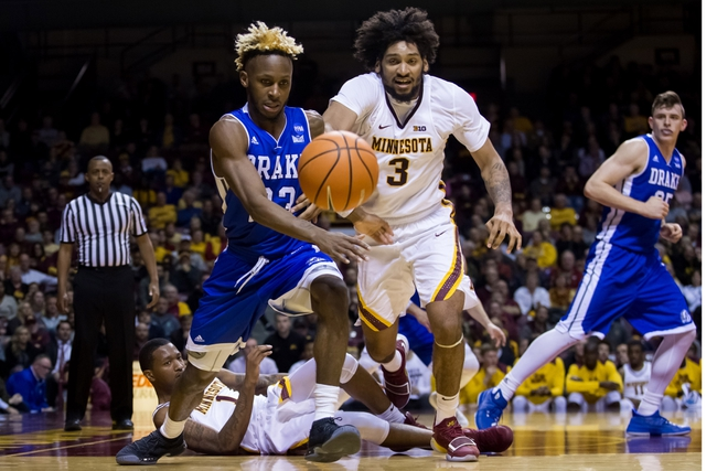 Drake vs. Southern Illinois-Edwardsville - 12/17/18 College Basketball Pick, Odds, and Prediction