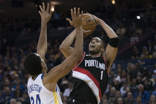 Portland Trail Blazers vs. Golden State Warriors - 2/14/18 NBA Pick, Odds, and Prediction