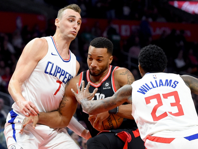 Toronto Raptors vs. Los Angeles Clippers - 3/25/18 NBA Pick, Odds, and Prediction