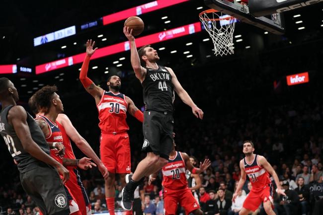 Brooklyn Nets vs. Washington Wizards - 12/22/17 NBA Pick, Odds, and Prediction