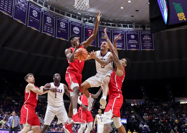 Houston vs. LSU - 12/12/18 College Basketball Pick, Odds, and Prediction