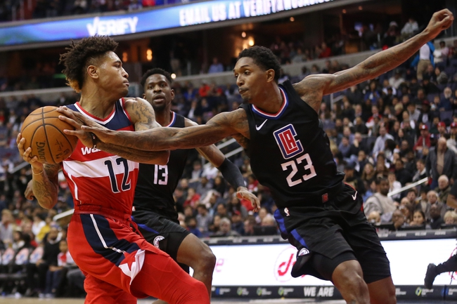 Los Angeles Clippers vs. Washington Wizards - 10/28/18 NBA Pick, Odds, and Prediction