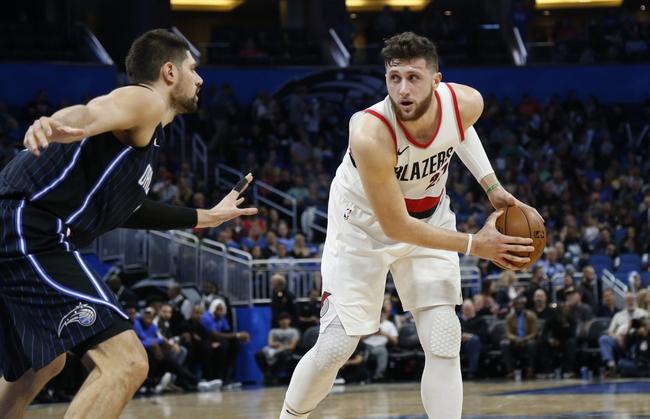 Orlando Magic vs. Portland Trail Blazers - 10/25/18 NBA Pick, Odds, and Prediction