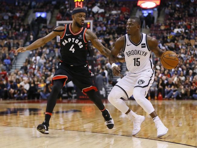 Brooklyn Nets vs. Toronto Raptors - 1/8/18 NBA Pick, Odds, and Prediction