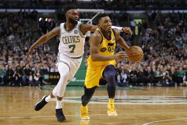 Utah Jazz vs. Boston Celtics - 3/28/18 NBA Pick, Odds, and Prediction