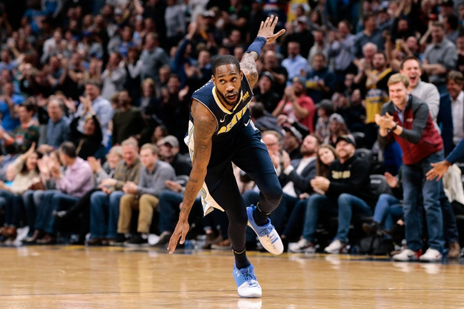 Denver Nuggets vs. New Orleans Pelicans - 10/29/18 NBA Pick, Odds, and Prediction