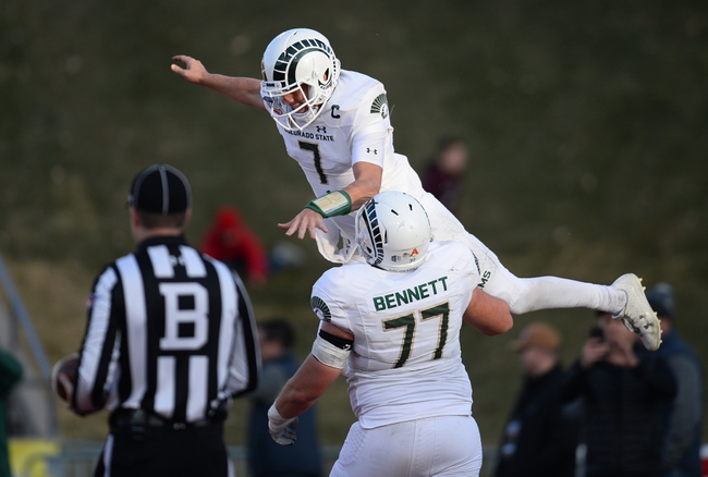 Colorado State Rams vs. Hawaii Warriors - 8/25/18 College Football Pick, Odds, and Prediction