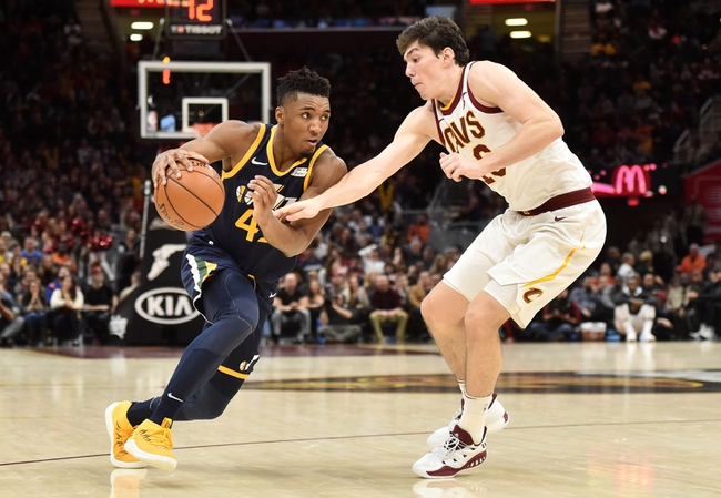 Utah Jazz vs. Cleveland Cavaliers - 12/30/17 NBA Pick, Odds, and Prediction