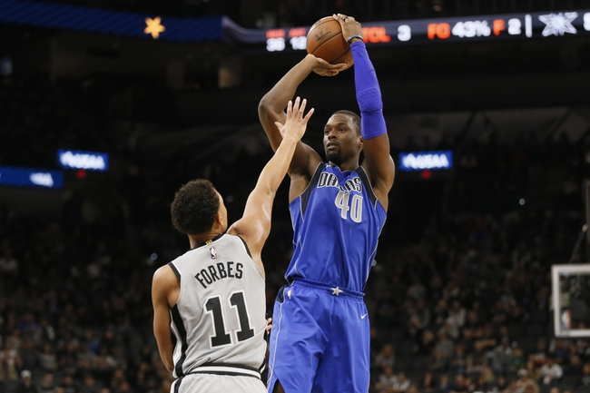 San Antonio Spurs vs. Dallas Mavericks - 10/29/18 NBA Pick, Odds, and Prediction