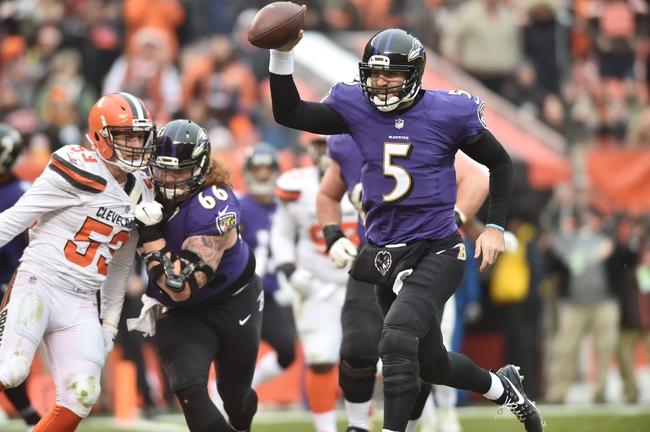 Cleveland Browns vs. Baltimore Ravens - 10/7/18 NFL Pick, Odds, and Prediction